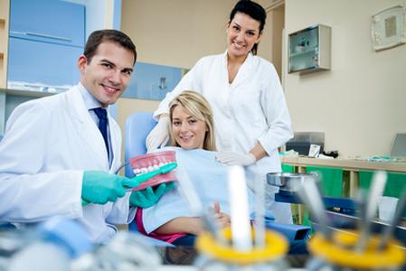 cochrane dentist